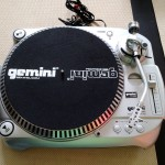 Giradischi Gemini