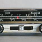 Autoradio Vintage Fiat 500